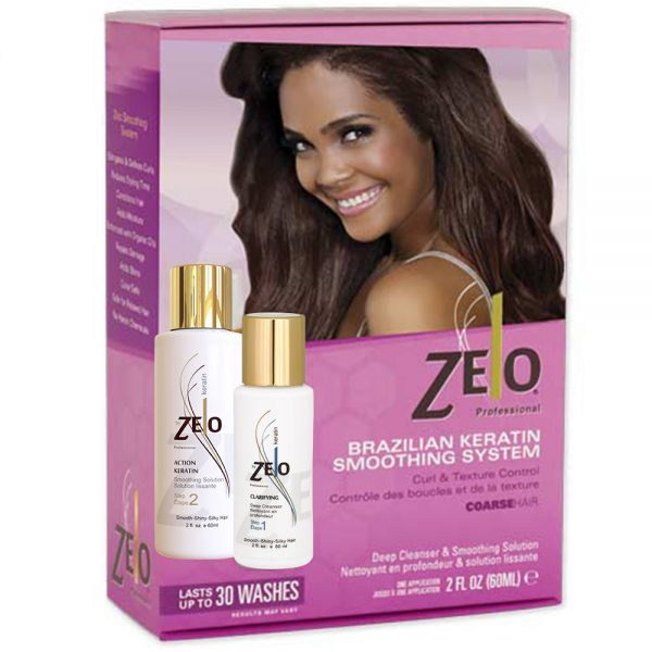 Zelo Brazilian Keratin for Coarse Jair